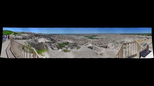 Pinnacles Overlook, Badlands National Park