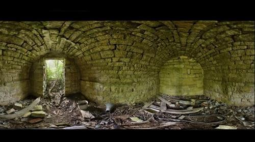 Vargo Root Cellar - Swede Creek Township, Riley County Kansas by Tom Parish