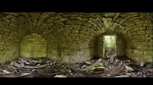 Vargo Root Cellar - Swede Creek Township, Riley County, Kansas Version 2