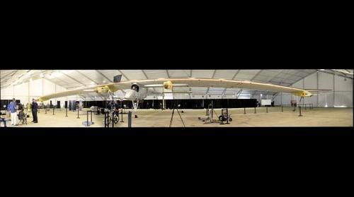 Solar Impulse Gigapan 1
