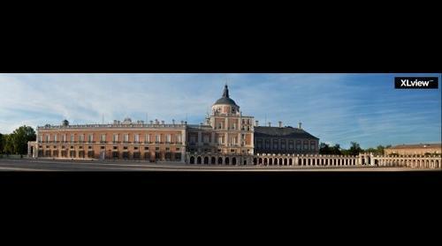 Palacio Real - Plaza de Parejas