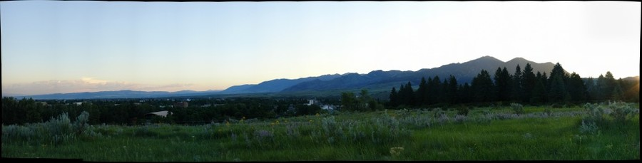 Good morning Bozeman! #1/3