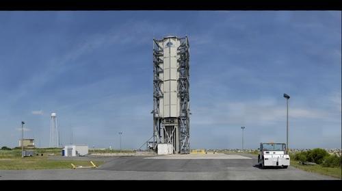 MARS Launch Tower