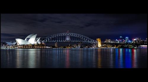 Sydney Harbour Bridge: Restitched and Reprocessed