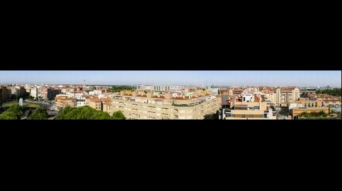 View of Albacete west