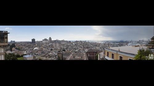 Genova da Est ad Ovest