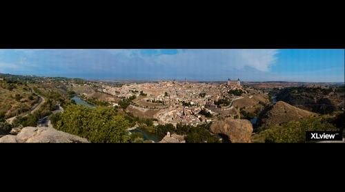 Toledo 15 Gigapixel