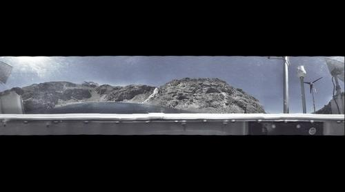 High resolution gigapan of Laguna Negra - Planetary Lake Lander