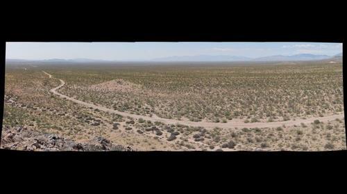 Huerfano Butte Arizona