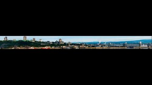 Chateau Frontenac, Quebec City, Summer 2013