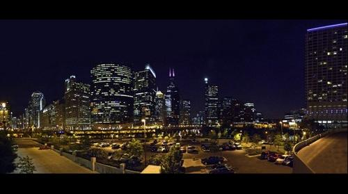 CHICAGO CITY 23 image stitch