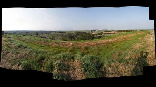 Arbuckle Oklahoma Scenic Turnout