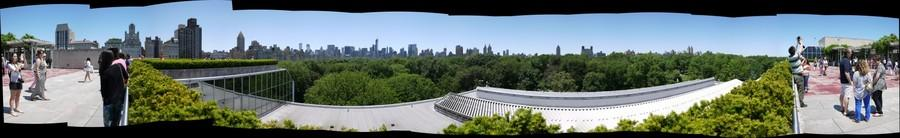 Glorious June day in New York, 2013