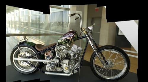 A Indian Larry Bike