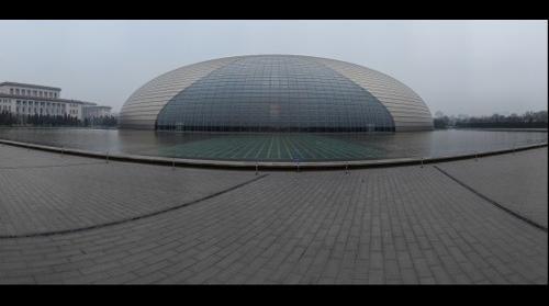 Bejing Olympics Arts Pavillion