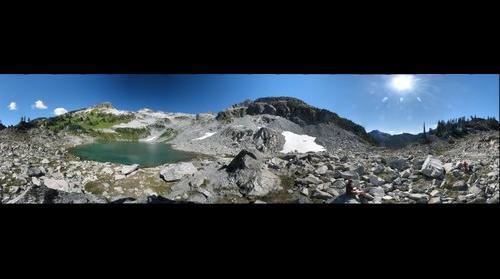 Tricouni Peak, Squamish, British Columbia, Canada