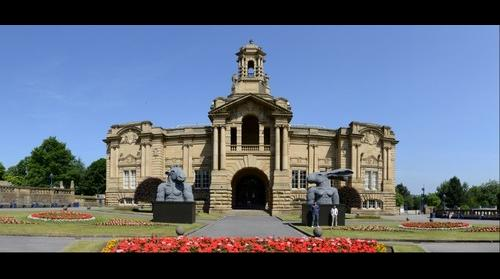 Cartwright Hall - Bradford