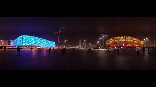 Birdsnest Bejing Olympics