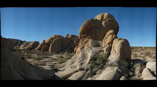 Joshua Tree Rocks