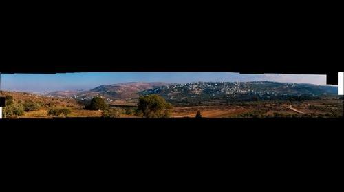 Sinjil village / Palestine