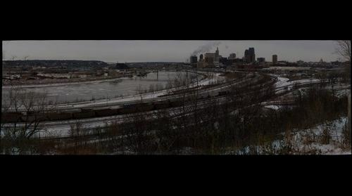 St Paul wintertime