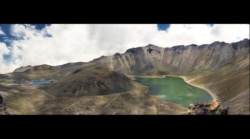 Cráter del Nevado de Toluca