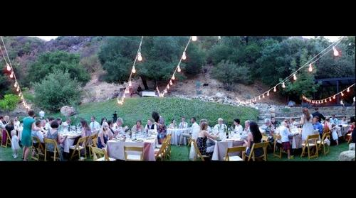 A Swedish Wedding in Ojai California