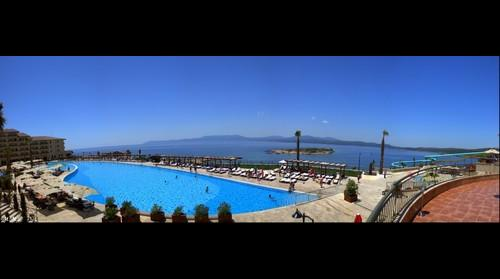 Panorama of Euphoria Aegean Resort&Spa Hotel