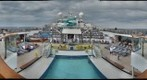 Carnival Conquest Lido Deck