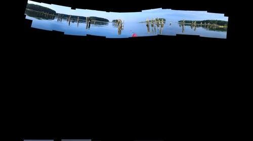 Braveboat Harbor Railroad Trestle