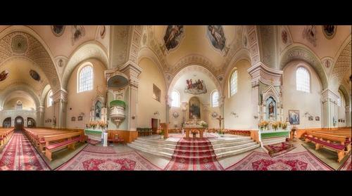 Túrterebesi Római Katolikus templom