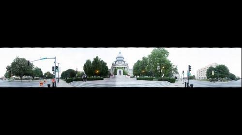 360 Illinois State Capitol