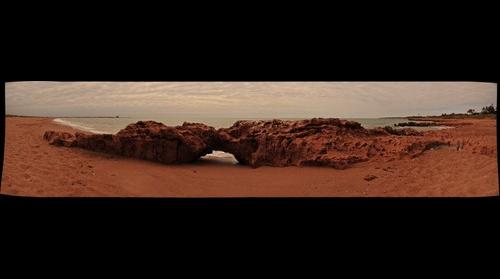 Port Hedland mini Rock arch