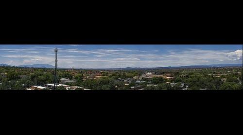 Downtown Santa Fe NM