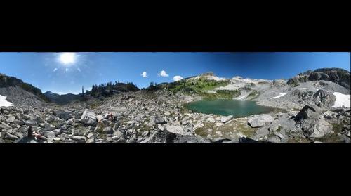Tricouni Peak Redux, Squamish, British Columbia, Canada