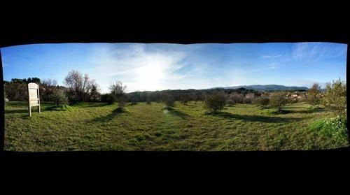 Grambois en Vaucluse (France)