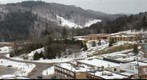 Elliot Lake - View from the Algo Inn Hotel  (Elliot Lake, Ontario)