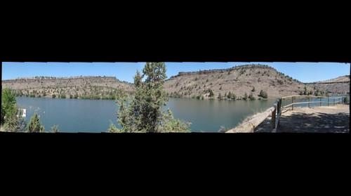 Lake Simsustus, Deschutes River, Oregon