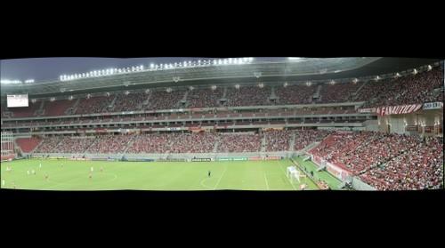 Gigafoto da Ipaipava Arena Pernambuco - Náutico X Internacional