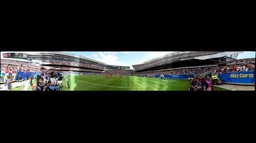 RAW: The CONCACAF Gold CUP game