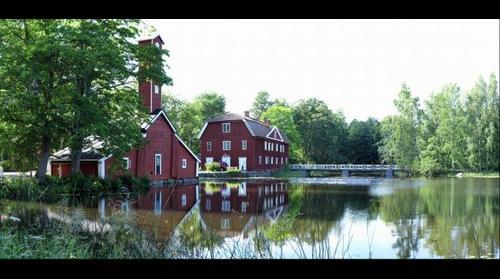 Strömfors iron mill