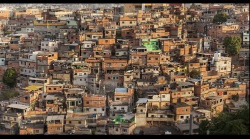 Favela Brazil Morro do Alemão