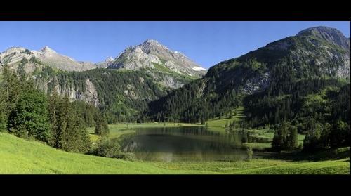Lauenensee, near Gstaad