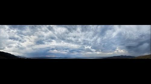 Storm Over Mono Lake
