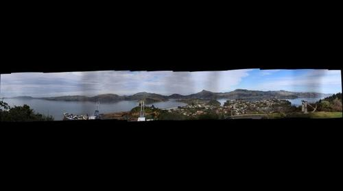 Port Chalmers, Dunedin, Otago, New Zealand