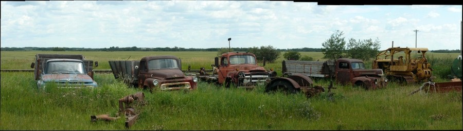 Slightly used trucks
