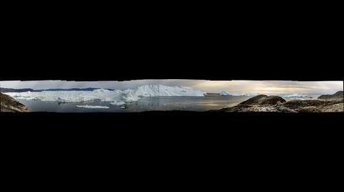 Ilulissat Icefjord - UNESCO  World Heritage