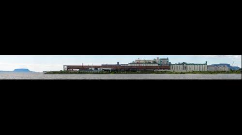 Thunder Bay iron ore dock