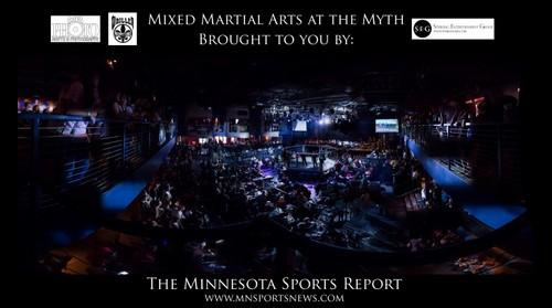 MMA at the Myth August 10, 2013