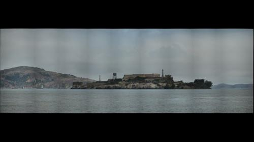 Alcatraz Island - San Francisco Bay